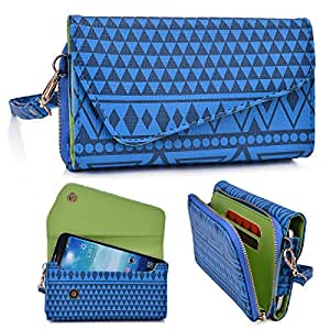 Kroo Plum Might Accessories / Aztec Wallets for Women