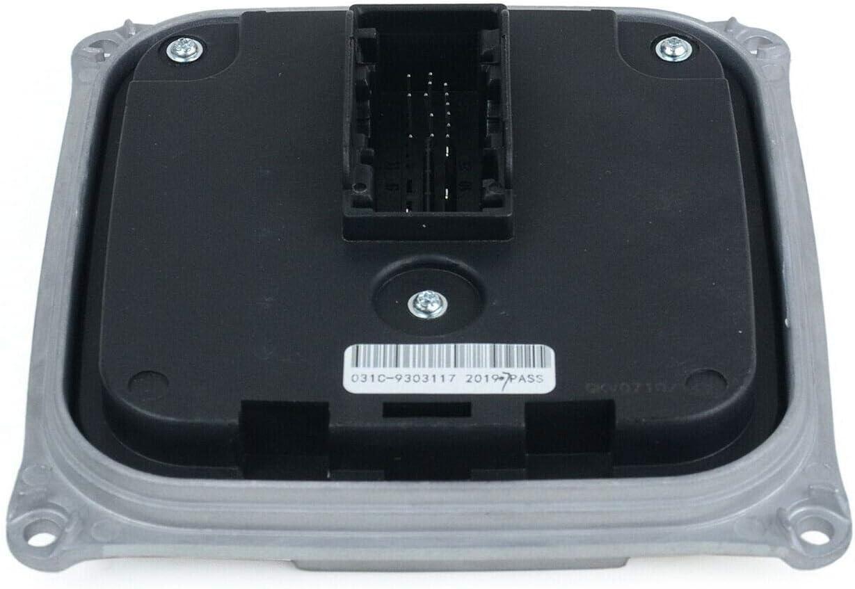 Unit/é de commande de ballast de phare LED A2189009303 pour W176