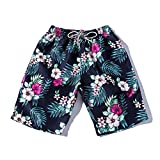 Mens Beach Shorts,ViewHuge Couple Quick Dry Trunks Volley Shorts Water Shorts With Pockets