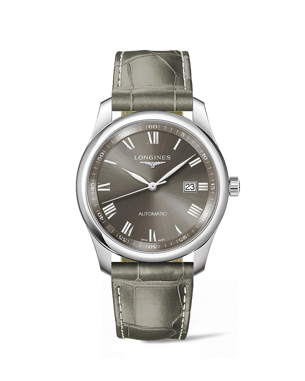 [ロンジン]LONGINES 腕時計 ロンジン マスターコレクション 自動巻き L2.793.4.71.3 メンズ 【正規輸入品】 B075L2JXMK