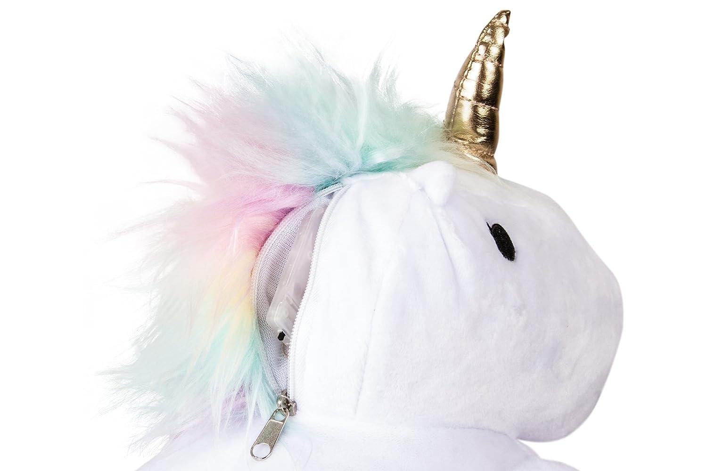 e7b47f7021b21 Amazon.com   Smoko Women s Unicorn Light Up Slippers - One Size   Sports    Outdoors