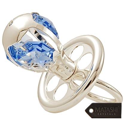 Matashi - Chupete con Cristales Decorativo, diseño de ...