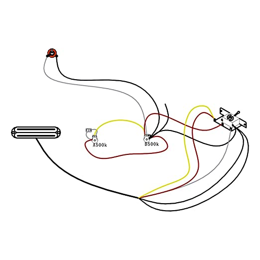 3 Humbucker Strat Wiring Diagram