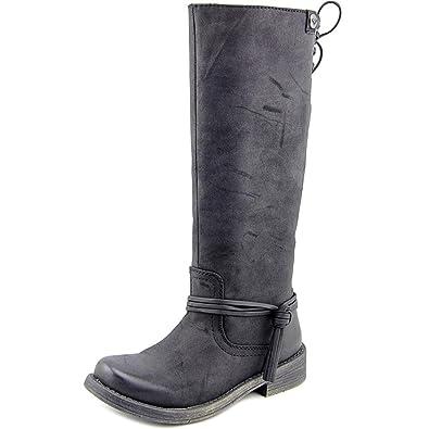 Roxy Rider J Women US 6 Black Knee High Boot
