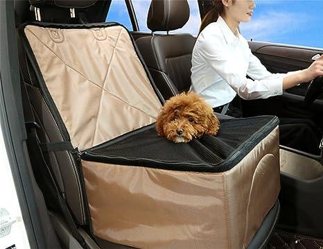 HYSH Cojines para Mascotas para el automóvil Jaulas para Perros ...