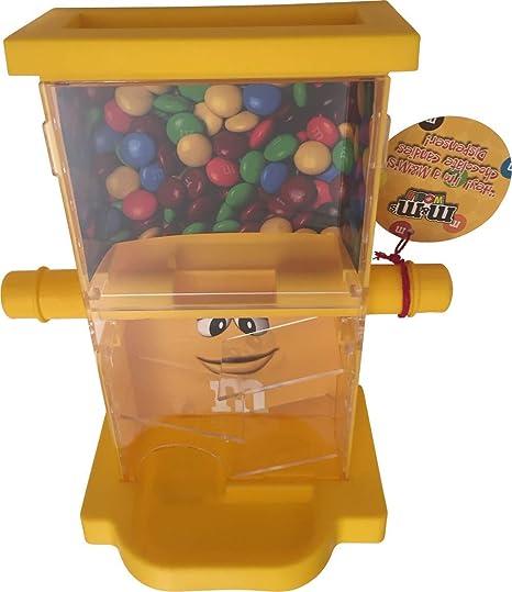 Amazon.com: M&M Dispensador de caramelos ZIG ZAG con área de ...