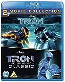 Tron Original & Tron Legacy BD [Blu-ray] [Region Free] [UK Import]