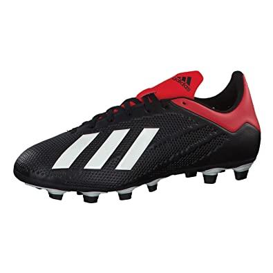 finest selection 1e4b5 3ee32 adidas Herren X 18.4 Fg Fußballschuhe Mehrfarbig (Negbás Casbla Rojact 000)  39