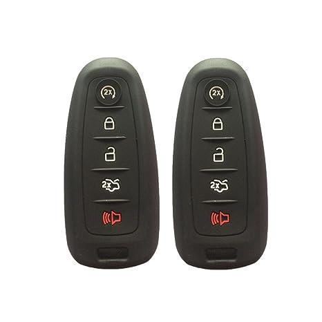 Amazon.com: Ezzy. Carcasa de llave de auto con control ...