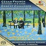 Franck: Symphony in D Minor / Chausson: Symphony in B Flat, Op. 20