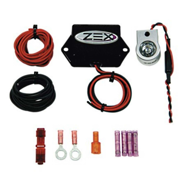 ZEX 82370B ZEXBlue Machine Gun Purge Kit by Comp Cams