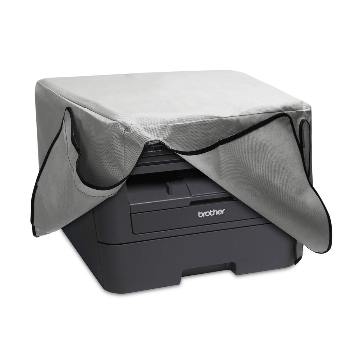 Amazon.com: kwmobile Dust Cover for Brother DCP-L2530DW ...