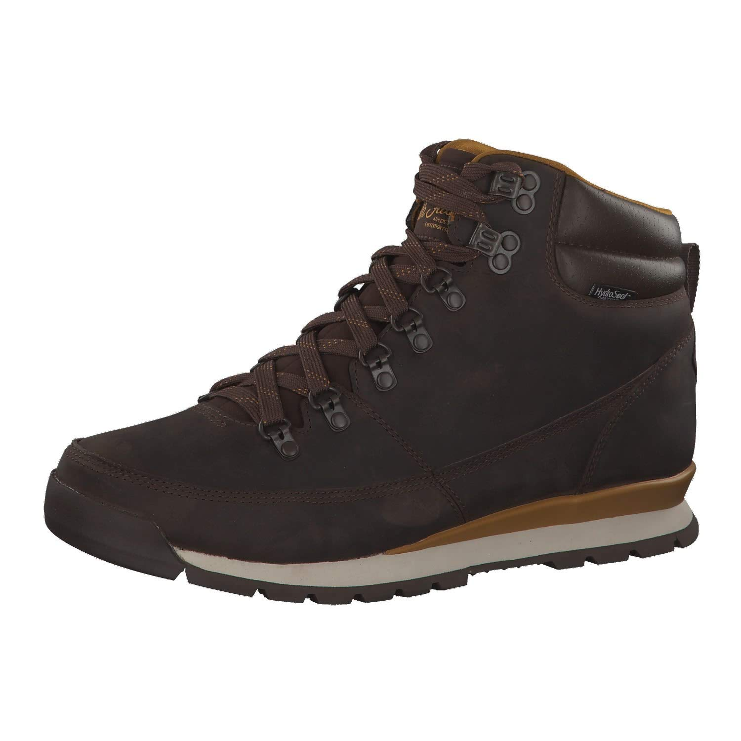 The North Face Back-to-Berkeley Redux Leather, Stivali da Escursionismo Alti Uomo T0CDL0KX8