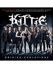 Kittie: Origins/Evolutions (Deluxe CD/DVD/Blu-ray Combo)