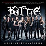 Kittie: Origins/Evolutions [Deluxe CD/DVD/Blu-ray Combo]