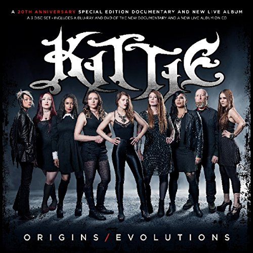 Kitty Rock (Kittie: Origins/Evolutions [Deluxe CD/DVD/Blu-ray Combo])