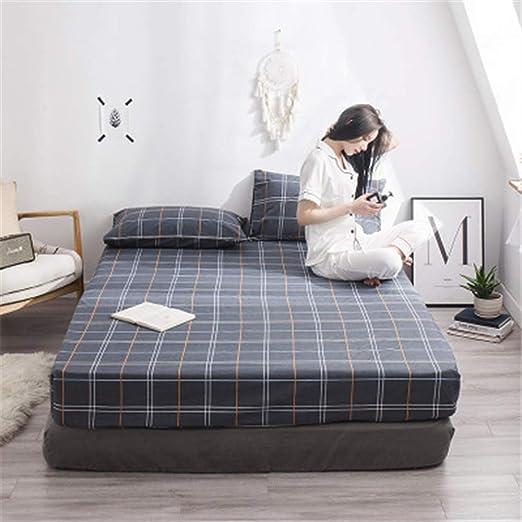 WFDDSD - Funda de colchón de algodón con diseño de Simmons, Funda ...