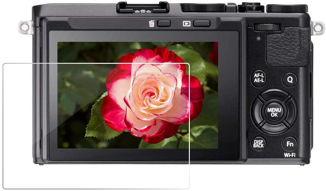ProOptic Glass Screen Protector for The Fujifilm XT3 - Panasonic G85, GX85