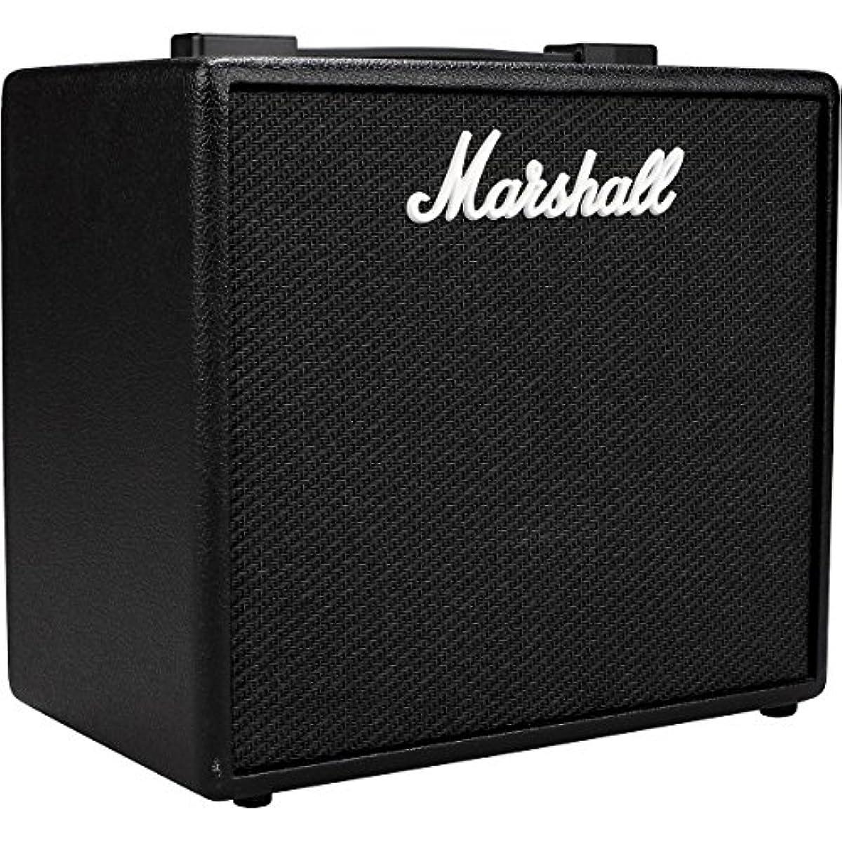 [해외] 마샬 MARSHALL 기타 앰프 콤보 CODE25 역대의 마샬 톤을 충실하게 모델링 오디오 인터페이스로서도 사용 가능 스마트폰 어플에 조작이 가능