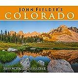 John Fielder s 2019 Colorado Scenic Wall Calendar