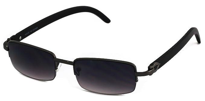 Amazon.com: Elite WOOD Art Nouveau - Gafas de sol con ...
