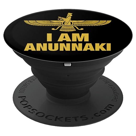 Amazon I Am Anunnaki Ancient Sumerian Symbol Popsockets Grip