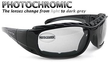 Bobster Gafas de sol fotocromáticas: Amazon.es: Coche y moto
