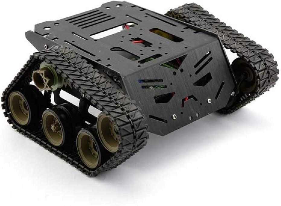 Amazon.com: Devastator tanque robot móvil Plataforma (metal ...