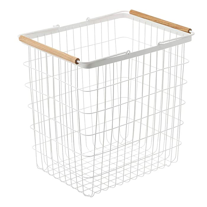 Top 9 White Wire Laundry Basket