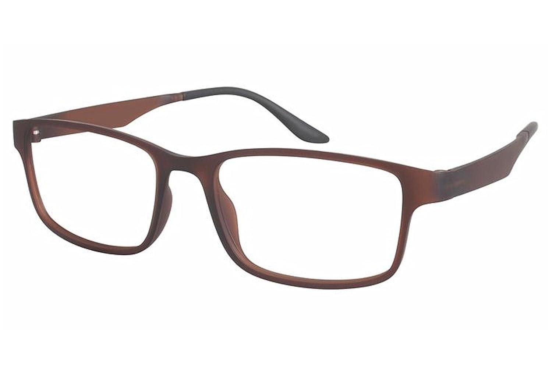 Aristar by Charmant Eyeglasses AR16407 AR//16407 535 Brown Optical Frame 51mm