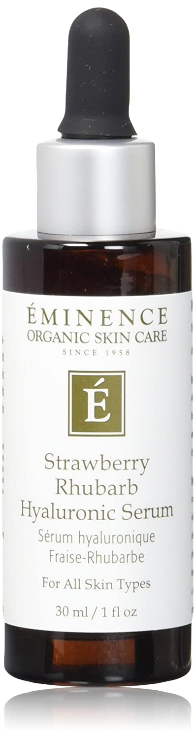 Eminence Strawberry Rhubarb Hyaluronic Serum, 1 Ounce