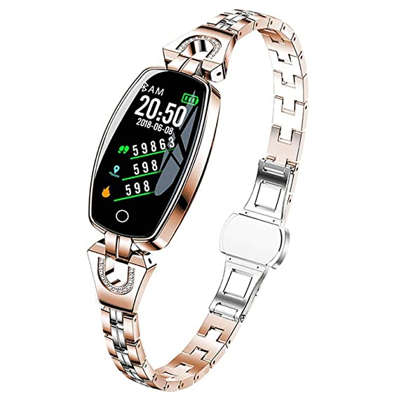 ZHINENGSHOUHUAN Smart Watch for Women and Mens Concept of ...