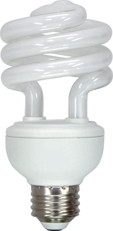GE 74200-10 20-Watt Energy Smart CFL Light Bulb, 75-Watt Output, 10-Pack