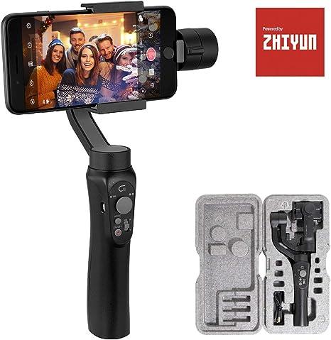 Cinepeer C11 Gimbal-Móvil-Estabilizador-para-Smartphone (con ...