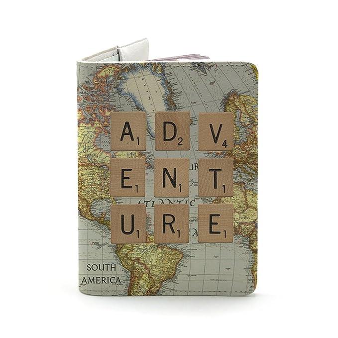 amazon com adventure passport covers