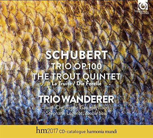 Schubert: Piano Trio Op.100, Trout Quintet - Schubert Trio