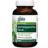 Gaia Herbs - Fito-Protezioni del liquido della radice di Ashwagandha - 120 Capsule vegetariane