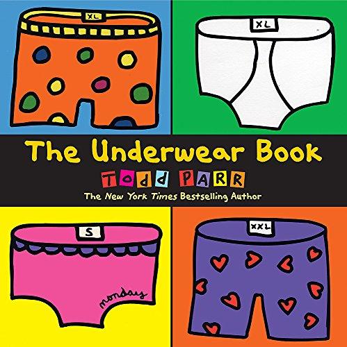 R.E.A.D The Underwear Book<br />[D.O.C]
