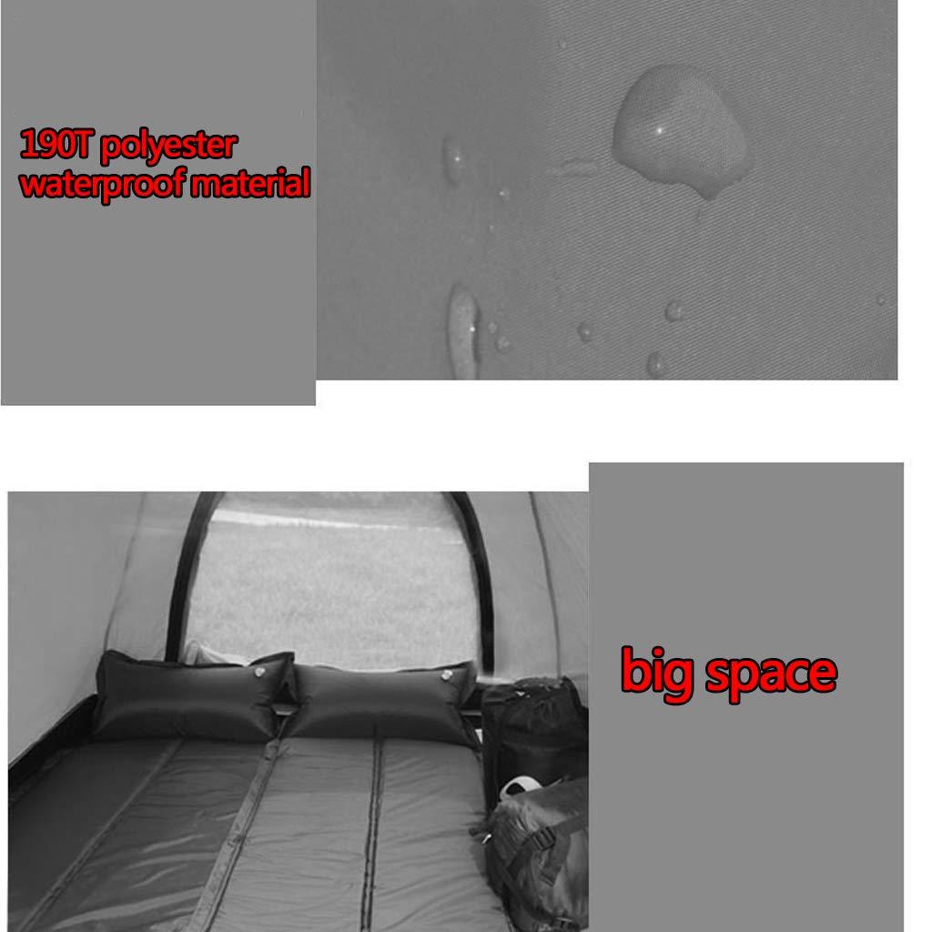 YaNanHome Zelt im Freien Zelt Zelt automatische Geschwindigkeit öffnen 2 Personen Zelt dick regendicht Zelt Multi-Farbe optional (Farbe   Grün, Größe   210  120  90cm)