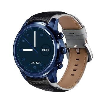 OMZBM 3G Smart Touchscreen Reloj Teléfono para Hombres Mujeres Jóvenes con Android 5,1 Multifunción