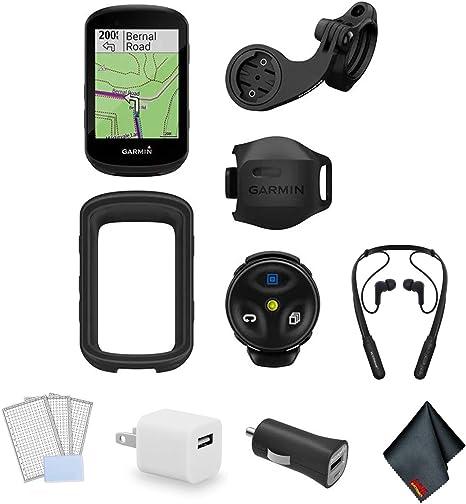Garmin Edge 530 GPS Bicicleta de montaña/Ciclismo Paquete de ...