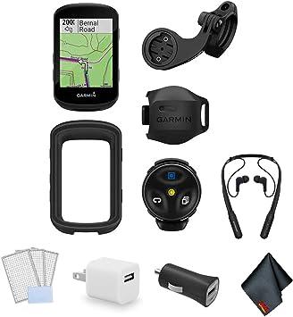 Garmin Edge 530 GPS Bicicleta de montaña/Ciclismo Paquete de Accesorios