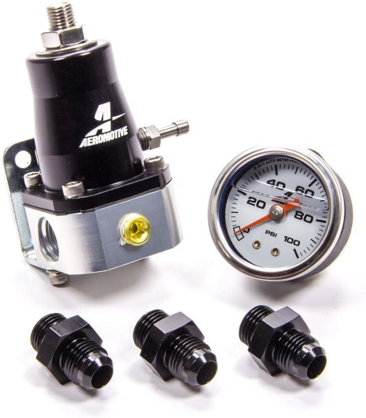 Aeromotive 13130 Regulator and Fitting Kit