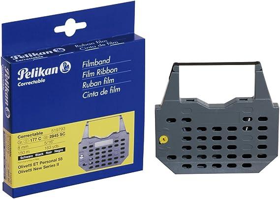 kompatibel Farbband f/ür die Olivetti ET 101 Schreibmaschine Marke Faxland