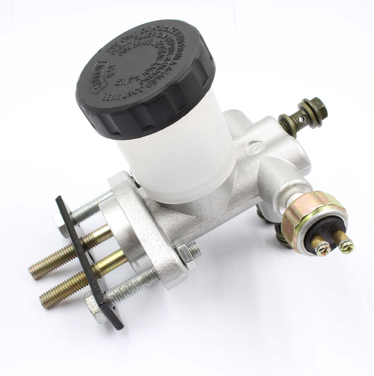GooDeal Hydraulic Brake Master Cylinder for Go Kart Buggy 90cc 110cc 125cc 150cc 200cc 250cc by GooDeal