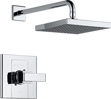Bon Delta T14286 SHQ Arzo 14 Series Single Function Shower Trim Kit With Single