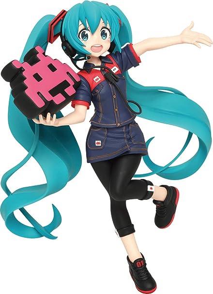 TAITO Hatsune Miku Vocaloid Figure vol.2 2019 TAITO Uniform Ver JAPAN OFFICIAL