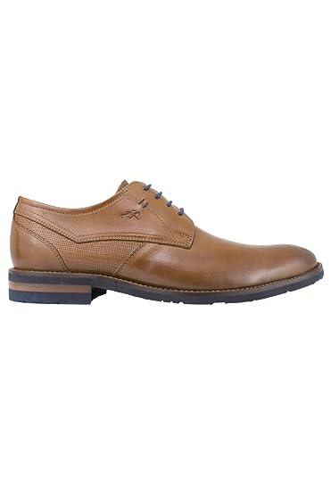 Fluchos Zapato CON Cordones Blucher Cuero - Marrón, 39