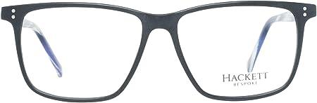 Hackett HEB1810256 Monturas de gafas, Negro, 56 para Hombre