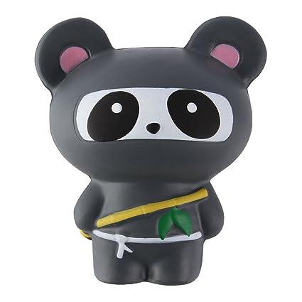 Amazon.com: Youngate Jumbo Squishies Animal Ninja Slow ...
